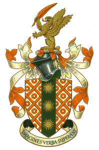 IMI Coat of Arms