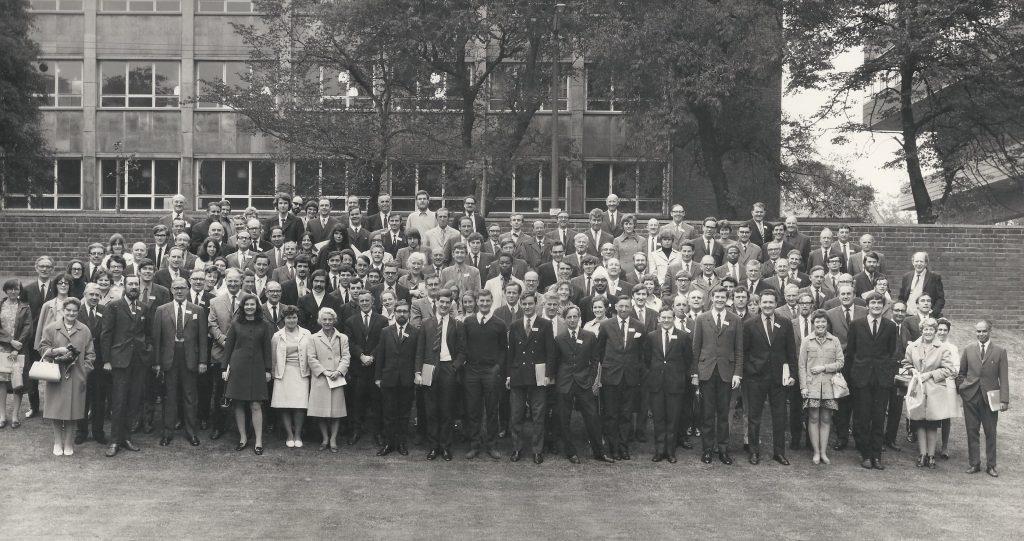 IMBI Newcastle on Tyne 1970