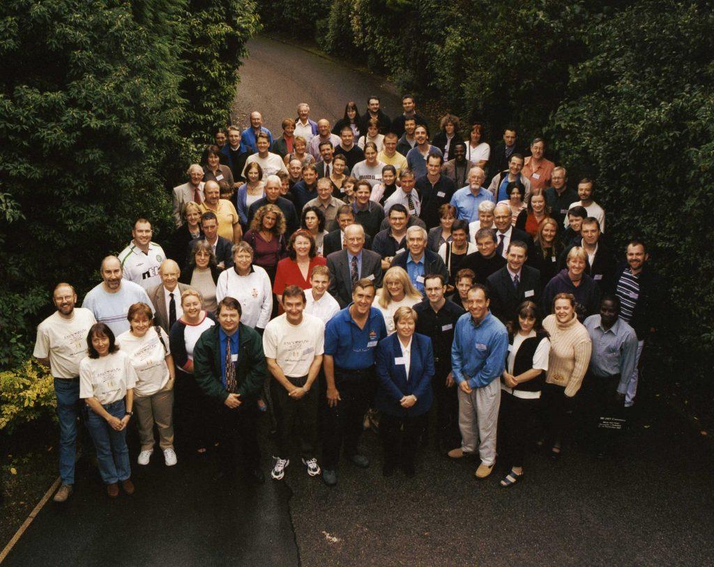 IMI Harrogate 2001