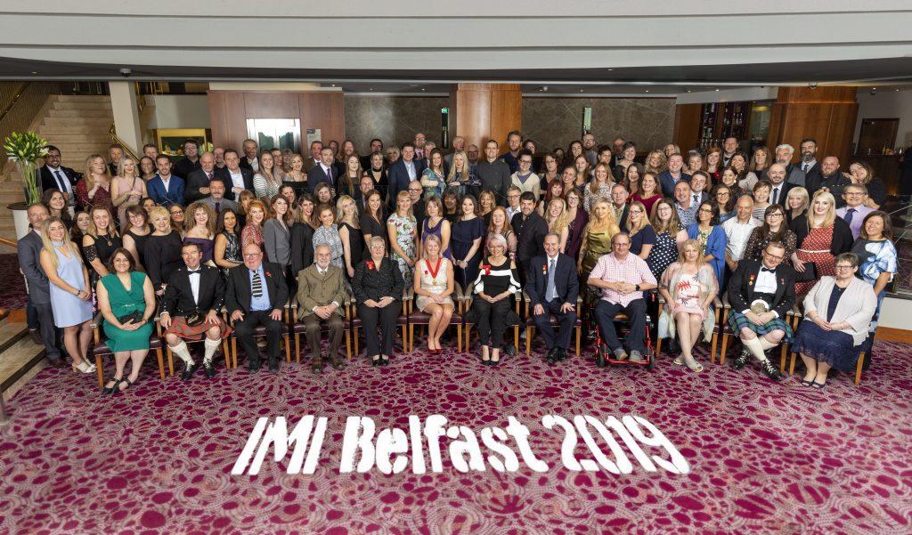 IMI Belfast 2019