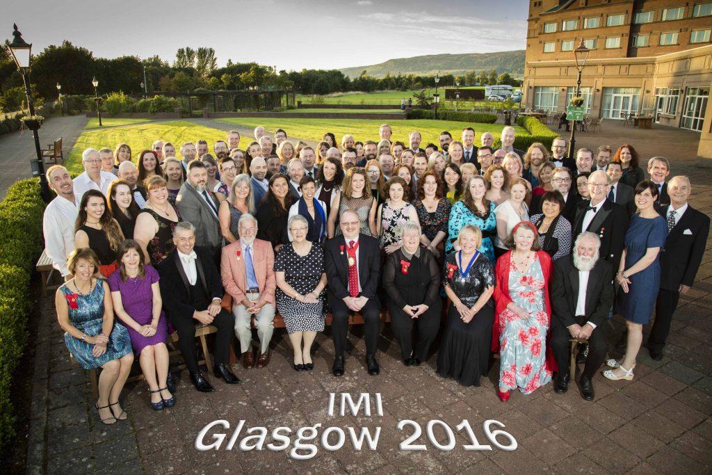 IMI Glasgow 2016